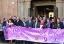 """""""NO"""" A LA VIOLENCIA DE GÉNERO EN TALAVERA"""