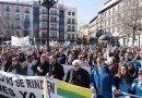 MILES DE TALAVERANOS EXIGEN A LAS ADMINISTRACIONES,  EN LA CAPITAL DE CASTILLA-LA MANCHA