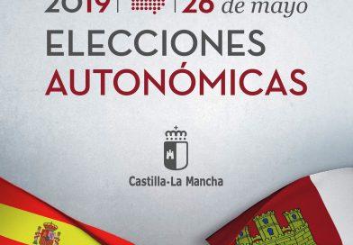 COMO VOTAR POR CORREO PARA LAS ELECCIONES A CORTES DE CASTILLA-LA MANCHA