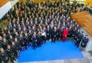 EL REY FELIPE VI EN TOLEDO CON LAS MUJERES DE LA POLICÍA NACIONAL (FOTOS)