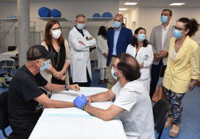 SE DUPLICA EL SERVICIO DE REHABILITACIÓN DEL HOSPITAL DE TALAVERA CON NUEVAS PRESTACIONES