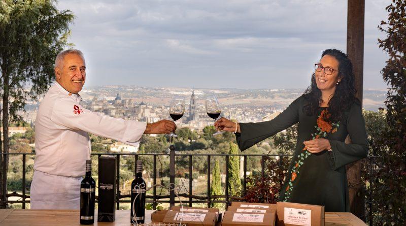 EL VINO «ALTOS DE LA FINCA» Y EL MAZAPÁN DEL ILUSTRE CHEF ADOLFO: EL MARIDAJE NAVIDEÑO PERFECTO CON SABOR A LA PROVINCIA DE TOLEDO